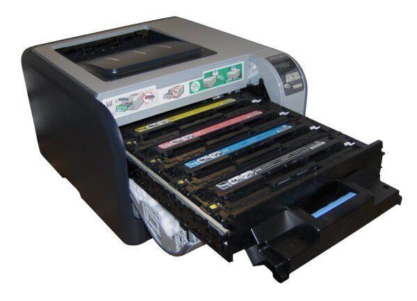 HP Color LaserJet CP1515n Printer-4